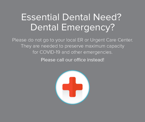 Essential Dental Need & Dental Emergency - Beach Dental Group