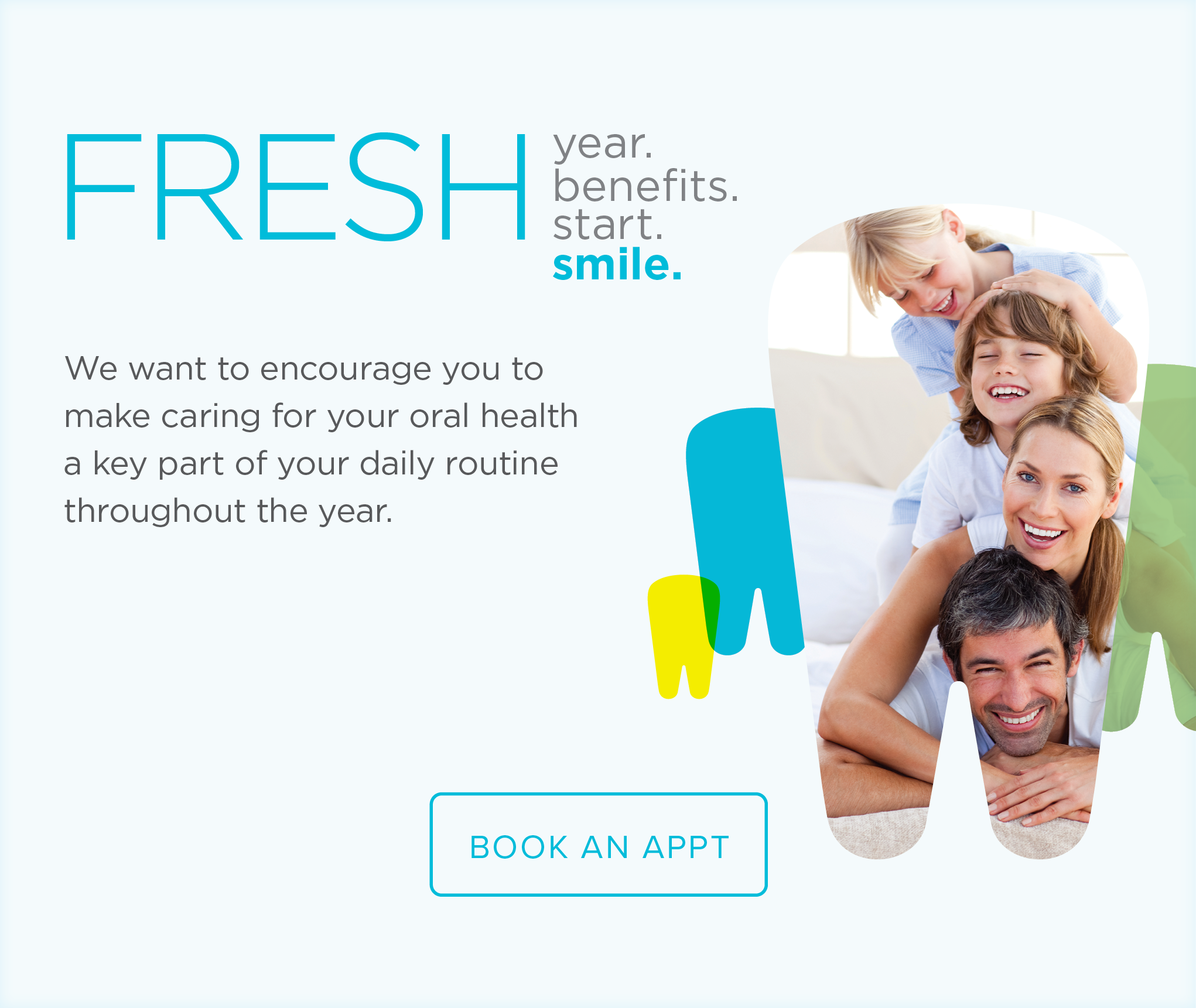Beach Dental Group - Make the Most of Your Benefits